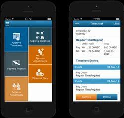 Business Management Mobile Application