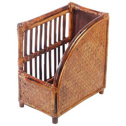 sale retailer 88be9 aaabe IRA Rattan And Wicker Bookcase