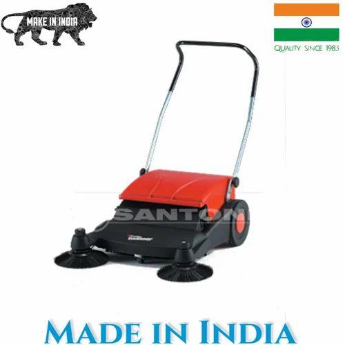 Santoni Manual Road Sweeper, For Office, Santoni Electric Co