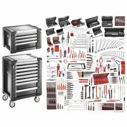 Facom Tools Trolley With Tools