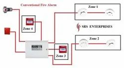 Conventional Fire Alarm System, Model Name/Number: Ravel Fas