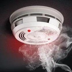 Mild Steel Smoke Detectors