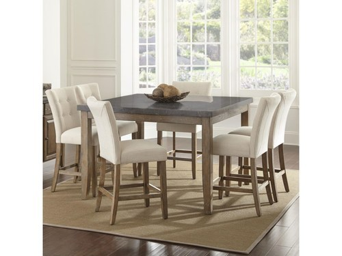 Wooden And Marble 6 Seater Marble Top Dining Table Rs 60000 Set
