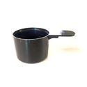 Black Color Plastic Spoon
