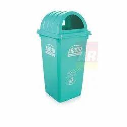 80 Liter Dome Lid Waste Bin