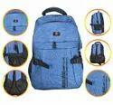 Sky Blue Shoulder Backpack