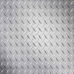 301S Stainless Steel Chequered Plates