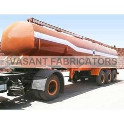 Chemical Tank Semi Trailer