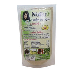 Ayurvedic Herbal Hair Wash Powder, Pack Size: 100 Gm