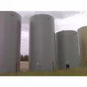 Mild Steel Industrial Storage Tank