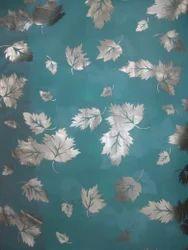 Foil Print Fabric