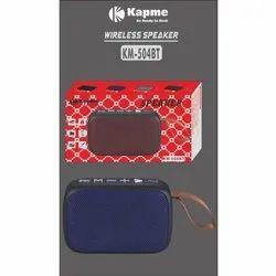 2.0 Rectangular Km-504BT Bluetooth Wireless Speaker