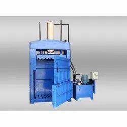 Hydraulic Lint Cotton Baling Press
