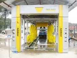 Vehicle Cleaning Machine