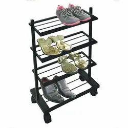Metal Shoe Racks SR2-4S