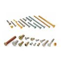Brass and Mild Steel Screw Fasteners