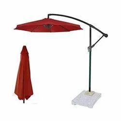 Universal Furniture Luxury Side Pole Umbrella