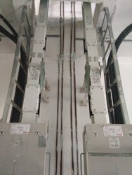 Erection and service work for electrical panel boards