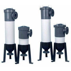 UPVC Bag Filter Housing