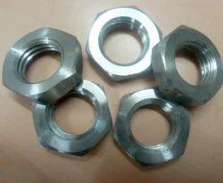 SS 304 Lock Nut, Size: M30