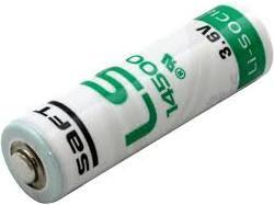 AA SIZE 3.6v Lithium Battery Saft LS 14500