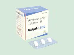 Azipriz-500 Tablets