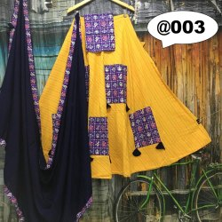 Pure Cotton Lehenga Choli