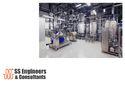 RMRD Equipments Milk Plant