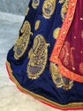 Tapeta Silk Embroidery Lehenga