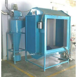 Commercial Powder Coating Booth