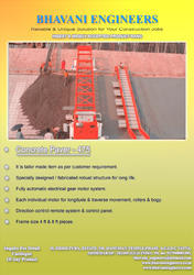 Automatic Concrete Canal Paver Machine