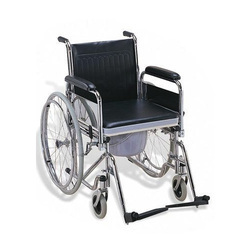 Commode Wheelchair At Best Price In India