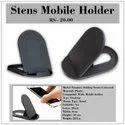Black Unike Mobile Holder Flexible, Size: Large, Model Name/number: Flaxible