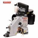 Bravo Portable Bag Closer Single Needle Machine with Pump