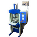 Hydraulic Single Die Paper Plate Machine