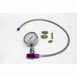 S.S. Utility Pressure Gauges