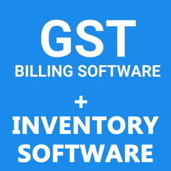 GST Billing & Inventory Software Service