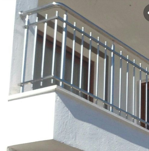 Ss Balcony Railing - Stainless Steel Balcony Railing ...