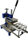 Manual Blister Scrub Packing Machine