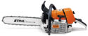MS 460 Chainsaws With 25 inch