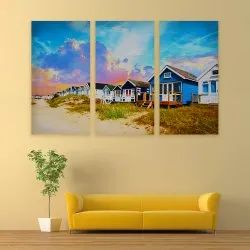 Split Canvas Panel Prints