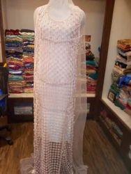 58 Net Tulle Long Evening Dress