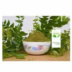 Organic Curry Leaf Powder, 80 Mesh, Packaging Size: 100g