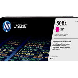 508A HP Magenta Laserjet Toner Cartridge