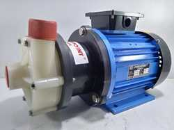 1 Hp PVDF Acid Circulation Pump