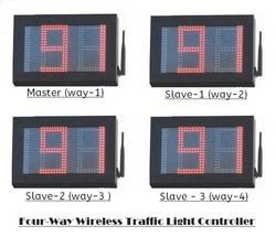 Traffic Signal Controller (Four-Way Wireless), IP Rating: NA