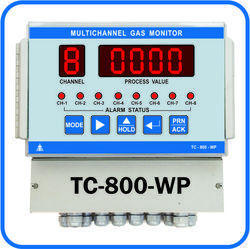 8 Channel Toxic Gas Monitor