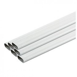 PVC Oval Pipe