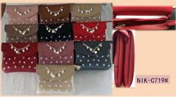 Impress Leather Ladies Stylish Shoulder Bag