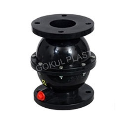 Black , White 2 Pice & 2 Pice PP NRV Ball Type Valve, Packaging Type: Box , Box , Box